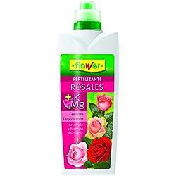 Flower 10827 - Abono liquido rosales, 1000 ml