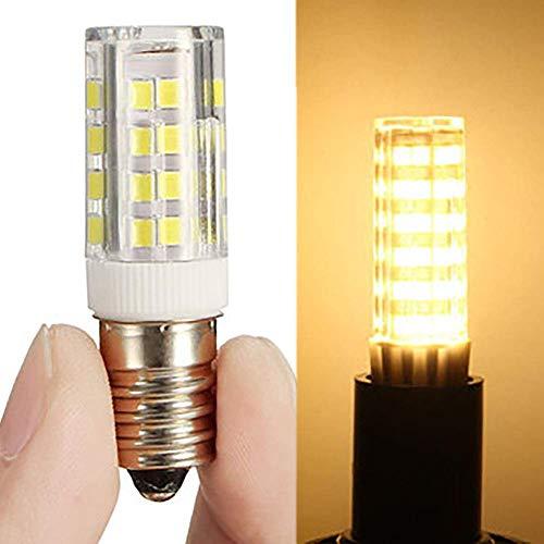 Mini-kronleuchter, 5-licht (szlsl88 E14 LED Mais Licht 220V 5w 51 LED`S Mais Licht Mini Kronleuchter Beleuchtung für Heim (16mm 54mmWarm Weiß) - Warmes Weiß, 16mm 54mm)