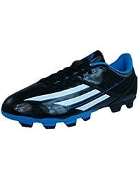 Adidas Botas de Fútbol F5 TRX FG J Azul Eléctrico EU 33 (UK 1)