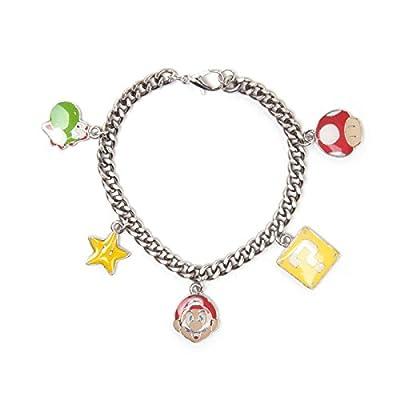 Bioworld - Bracelet Personnages Nintendo Super Mario