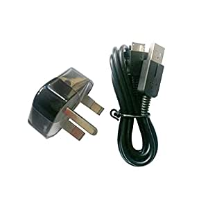 Digital Additions® Mains Power Adapter Charger for Sony Playstation PSP Vita PS Vita