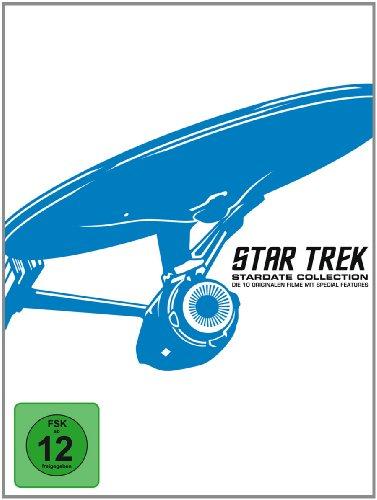 Box Star Set Trek (Star Trek - Stardate Collection [Blu-ray])