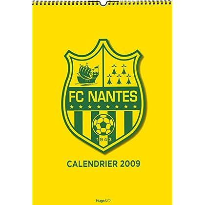 CALENDRIER NANTES 2009