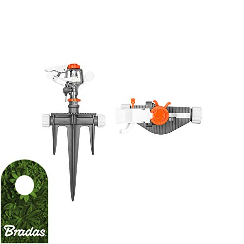 POKM Toolsmarket GmbH impulsion Arroseur Arroseur circulaire Sprenger sekatoren BR Arroseur de jardin WL de Z31