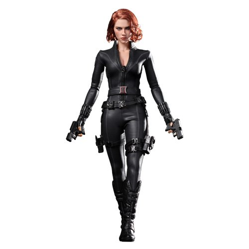 Hot Toys the Avengers Black Widow (japan import)