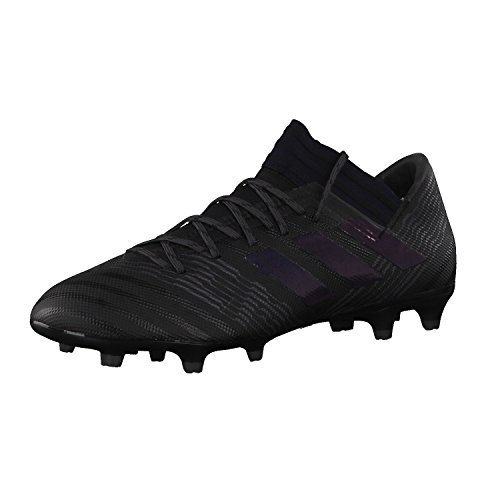 adidas Nemeziz 17.3 Fg, Scarpe da Calcio Uomo Nero (Core Black/core Black/utility Black)