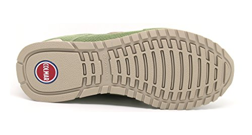 Colmar TRAVIS COLORS P/E Sneakers Homme Olive/Beige