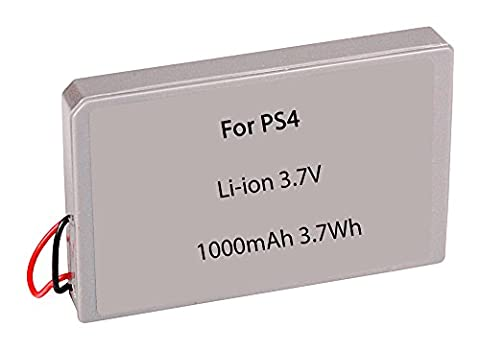 Ersatzakku (1000mAh) für Sony PlayStation 4 PS4 Dualshock Wireless Controller