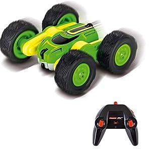 Carrera RC- 2,4GHz Mini Turnator 360/Stunt, Green, Multicolor (Stadlbauer 370402003)