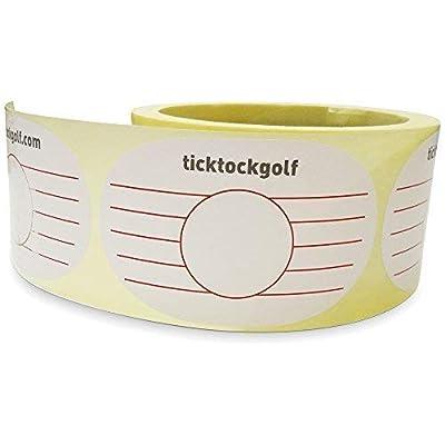 TickTockGolf Golf Praxis Swing