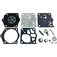 Kit de reparación/reconstrucción de carburador reemplaza Walbro k11-wj para Stihl 051064066Husqvarna 364394