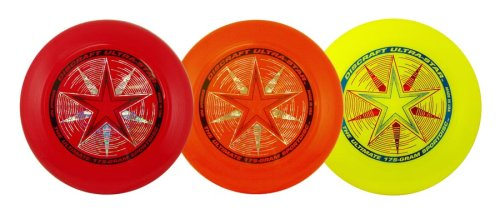 Discraft Rouge, Jaune et Orange Ultra pour Étoiles Discraft