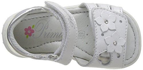 Primigi Pbt 7049, Sandales Bébé Fille Blanc (Bianco)