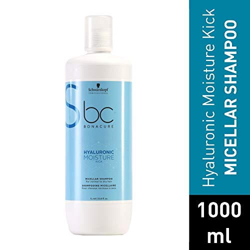 Schwarzkopf Professional BONACURE Hyaluronic Moisture Kick Micellar Shampoo, 1 l -