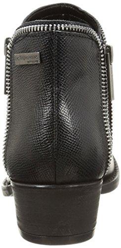 Sconosciuto - Madelia, Stivali da motociclista Donna Nero (Schwarz (noir/lézard))
