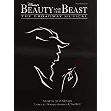Alan Menken Beauty And The Beast The Musical (Vocal Selections) Pvg