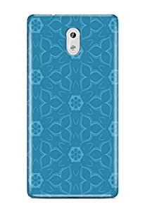 Nokia 3 Cover, Nokia 3 Back Cover, Printed Cover by Knotyy
