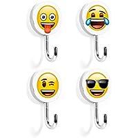 /Emoji-Affen Trendform/® sortiert beliebtes Form B/üro Magnete/ 1/Set von 4