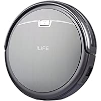 Ilife A4 Robotic Vacuum Cleaner (Titanium Gray)