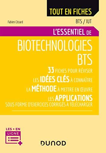 Biotechnologies - BTS - 2e éd. par Fabien Cézard
