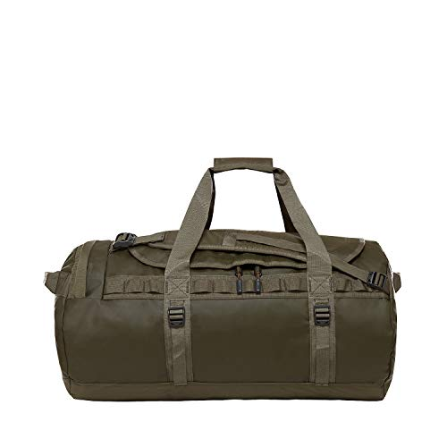 The North Face Base Camp Duffel- M New Taupe Green -