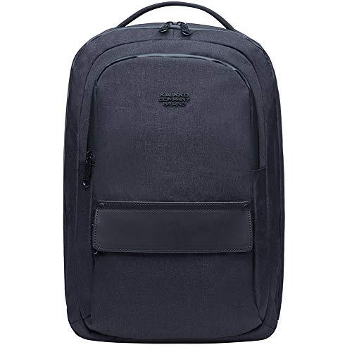 66e1a6cccd9fa KAUKKO Laptop Rucksack Herren Wasserabweisend 12 Zoll Damen Tasche Für  Arbeit Und Stadt