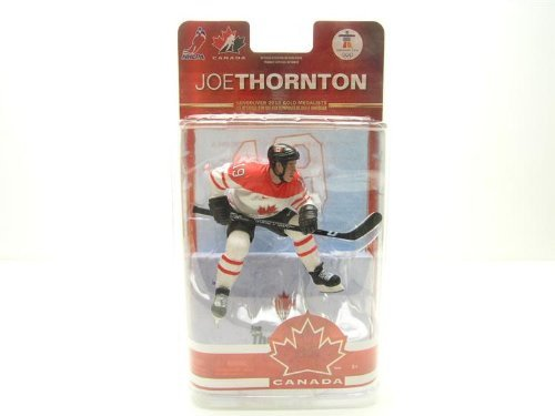 McFarlane NHL Figur Team Canada Series II (Joe Thornton 3)