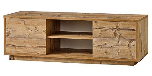 TV-Sideboard, TV-Schrank, HiFi-Schrank, Sideboard Fichte