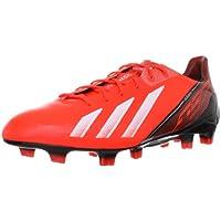 Adidas ADIZERO F50 TRX FG Zapatillas Football Naranja Negro para Hombre 134e80470a2c4