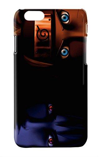 Funda carcasa Naruto para Iphone 4 4S 5 5S 6 6S 6plus 7 7plus plástico rígido