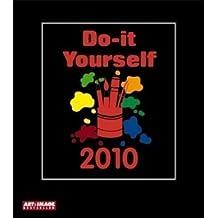 Do-it-yourself Fotokalender 2010, klein/schwarz