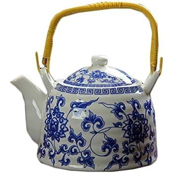 Wukong Paradise Teiera in Ceramica Classica Grande capacit/à 1000ML A22