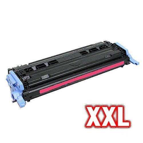 Print-Klex kompatibler XL Toner MAGENTA für HP Q6003A 124A Color LaserJet 1600 MAGENTA -
