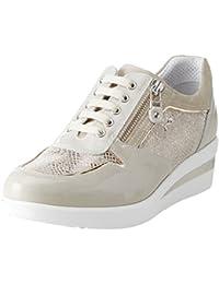 Sneaker NERO GIARDINI A719471D Color Marrone