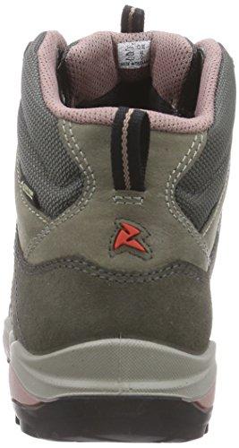 Ecco  ECCO ULTERRA LADIES, Chaussures de fitness outdoor femmes Gris - Grau (DARK SHADOW/DARK SHADOW/WOODROSE)