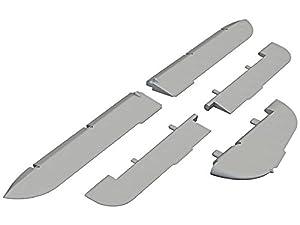 Eduard EDB648371 - Kit de Superficies de Control Fw 190A de latón 1:48, Variado