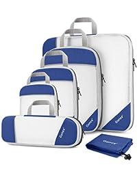Gonex Organisateur de Valise Bagage Sac Extensible de Rangement
