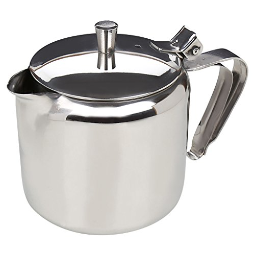 AJAY STEEL Tea Pot Large 1000 ML