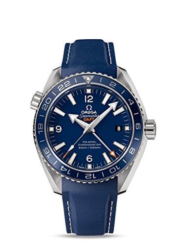 OMEGA Seamaster Planet Ocean Herren-Armbanduhr 43.5mm Blau 232.92.44.22.03.001