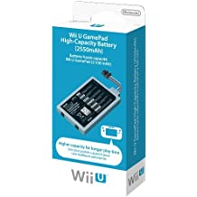 Nintendo Wii U Gamepad batteria ad alta capacità