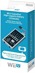 Nintendo Wii U Game Pad High Capacity Battery (Wii U)
