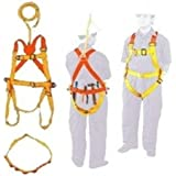 Generic Full Body Harness (Orange)