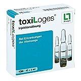 Toxi Loges Injektionslösung Ampullen 10X2 ml