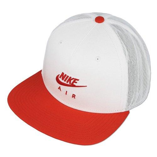 Nike 891299-100 Gorro, Unisex Adulto, Blanco/Rojo Universitario, MISC