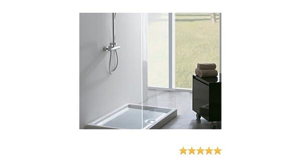 Vasche Da Bagno Globo Prezzi : Piatto doccia 120x80 mod. plano ceramica globo: amazon.it: fai da te