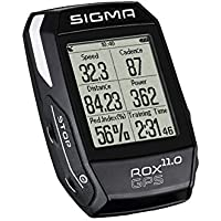 Sigma Sport ROX GPS 11.0–Set mit Fahrradcomputer, Einheitsgröße