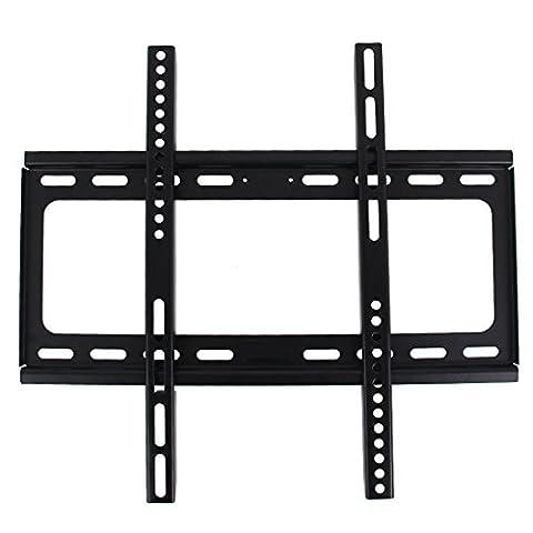 Support - SODIAL(R)Plasma LED LCD TV 3D support mural Slim 32 37 40 42 46 48 50 55