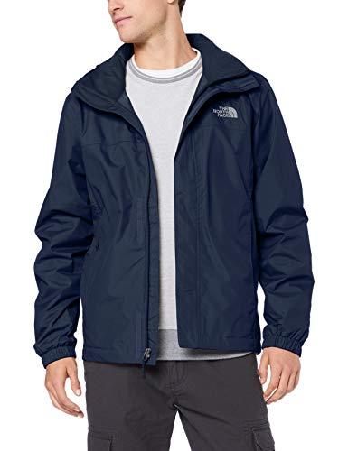 THE NORTH FACE Resolve 2 Jacket Herren urban Navy/mid Grey Größe M 2019 Funktionsjacke (North Männer Mantel Face Für)