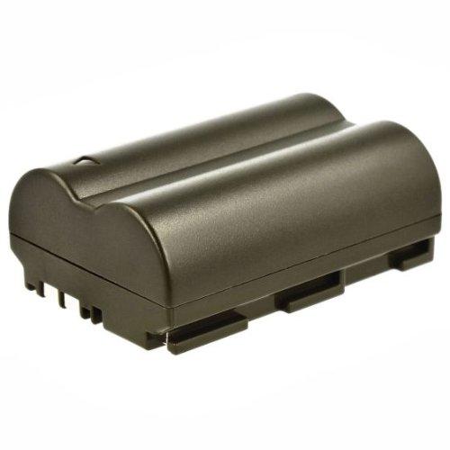 Minadax - Batteria agli ioni di litio per Canon EOS