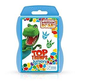 Top Trumps 032766 Dinosaur Roar Junior, Multiple, Talla Única